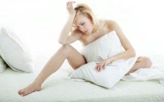 После полового акта болят яичники и поясница