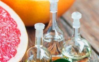 Эфирное масло грейпфрута для лица: применение для разных типов кожи, рецепты масок
