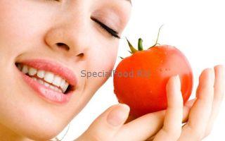 Как улучшить состояние кожи лица при помощи правильного питания
