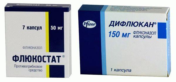 Дифлюкан и флюкостат: что лучше и в чем разница (отличие составов, отзывы врачей)