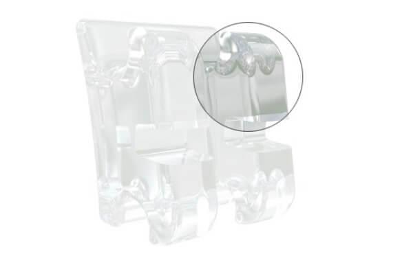 Сапфировые брекеты: особенности установки, чем они лучше керамических, краткий обзор производителей Inspire Ice и Вdamon Сlear
