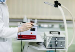 Лечение патологий шейки матки радионожом