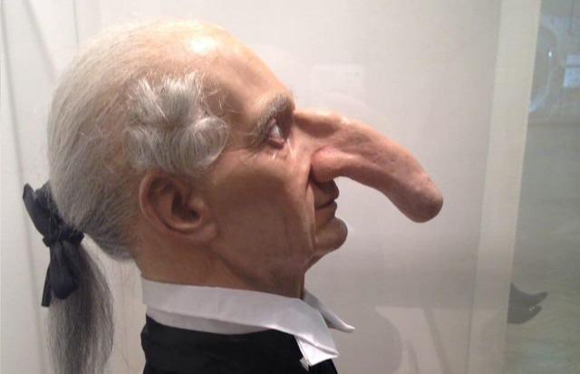 Самый большой и самый маленький нос у человека - топ 10, рейтинг, фото