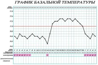 Температура при месячных 38 причины повышения