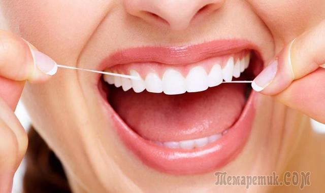 Как сохранить зубы здоровыми и крепкими до старости и следить за их здоровьем