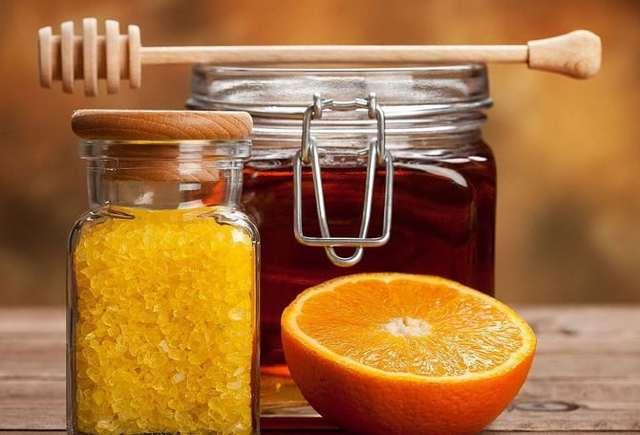 Скраб домашниеиз меда и соли для лица и тела: лучшие рецепты