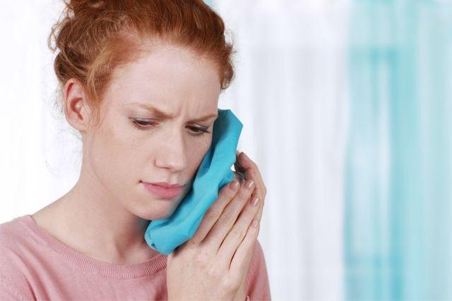 У ребенка опухла щека с одной стороны, что делать если зуб болит или не болит