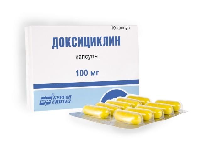 Какой антибиотик назначают после выскабливания