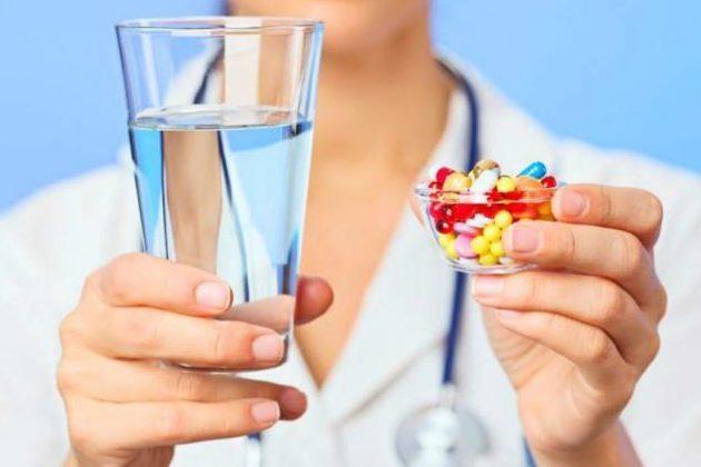 Антибиотики при трофических язвах и гнойных ранах на ноге - чем лечить