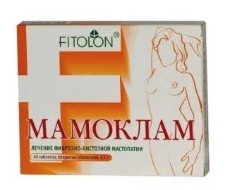 Лекарственные препараты для лечения мастопатии