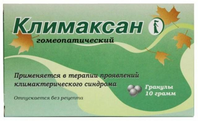 Гомеопатические препараты при климаксе - список гомеопатических средств от приливов при климаксе