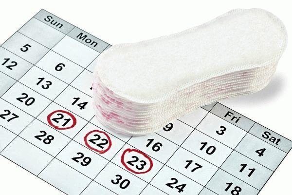 Розовые выделения перед месячными, за неделю: причины и что это значит