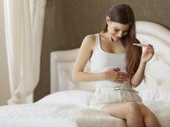 Может ли быть овуляция при беременности на ранних сроках, что покажет овуляторный тест, если девушка забеременела