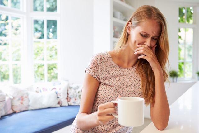 Сохраняется ли токсикоз при замершей беременности