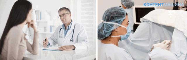 Биопсия эндометрия: виды (пайпель, аспирационная), ход, показания