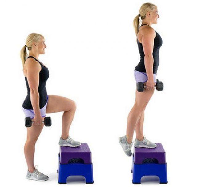 Средняя ягодичная мышца: комплекс из 5-ти упражнений