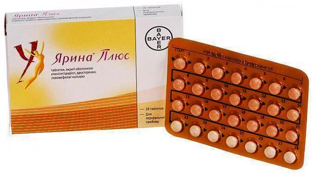 В чём отличие Ярина от Ярина Плюс: что общего между препаратами, в чём разница между Ярина и Ярина Плюс