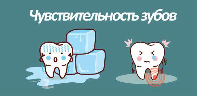 Гиперестезия зубов (твердых тканей): лечение, причины, симптомы