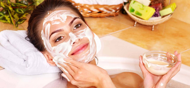 Домашние подтягивающие маски для лица: после 30, 35, 40, 45, 50, 55