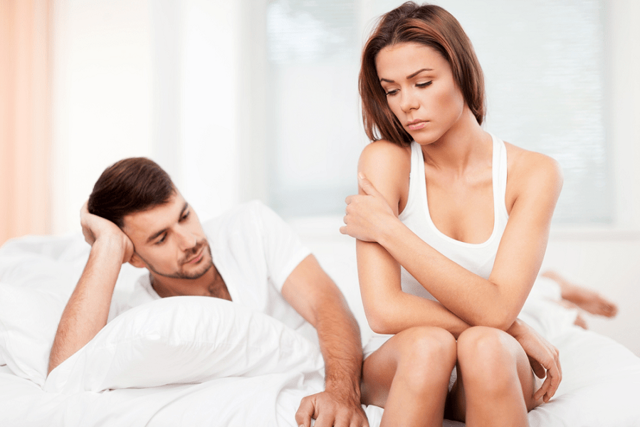Белые выделения (молочница) у женщин после полового акта (секса)