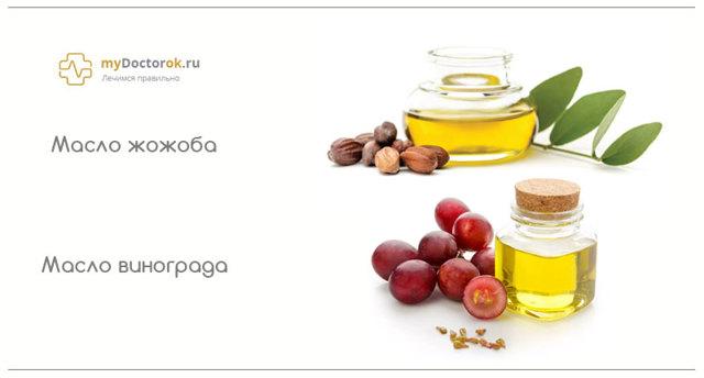 Масло виноградной косточки для лица - применение от прыщей и морщин, полезные свойства для кожи и отзывы косметологов