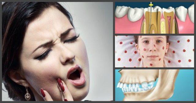 Болит зуб при надавливании – почему болит зуб при накусывании