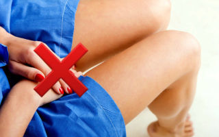Обострение геморроя при месячных 6 симптомов и 3 метода лечения