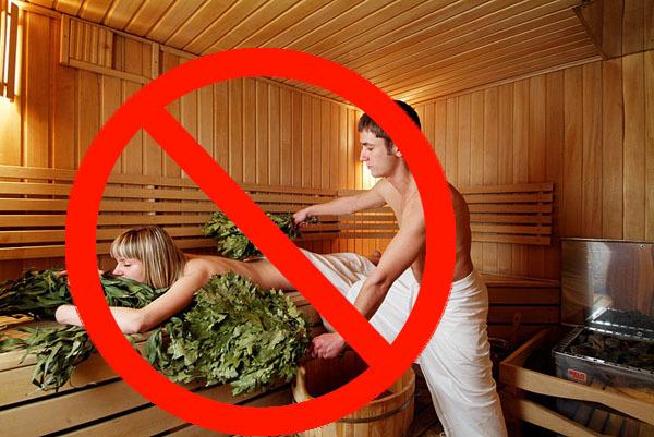 Является ли мастопатия противопоказанием к посещению бани в 2020 году