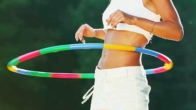Хулахуп польза и вред,противопоказания во время месячных, беременности