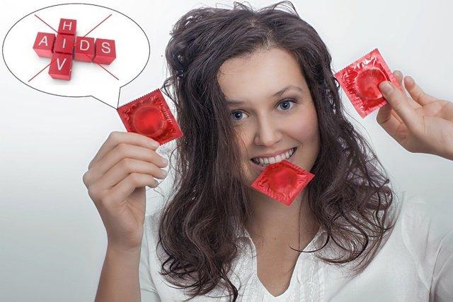 Спасает ли презерватив от вич? Риск заражения вич с презервативом