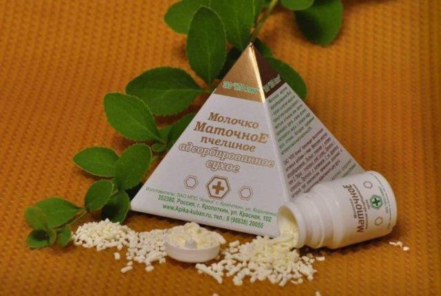 Маточное молочко при бесплодии — полезные свойства, применение и противопоказания