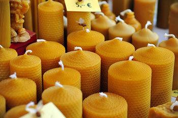 Пчелиный воск - состав, температура плавления, использование в народных рецептах
