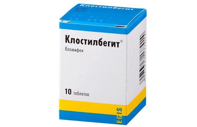 Стимуляция овуляции клостилбегитом - как правильно использовать препарат