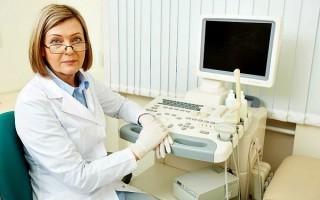 Трансабдоминальное узи органов малого таза у женщин, гинекологическое узи