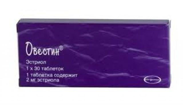 Женские половые гормоны в таблетках: список названий препаратов с описанием