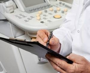 Возможности узи при диагностике рака тела и шейки матки