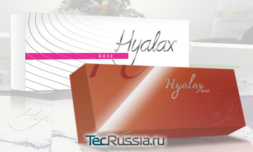 Гиалуроновые филлеры hyalax — качество, комфорт и безопасность