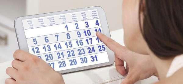 На сколько дней задержка месячных считается нормальной