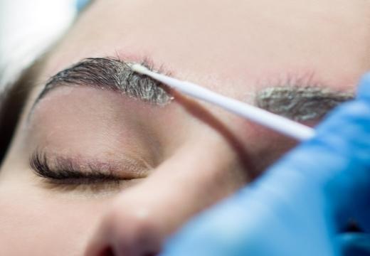 Удаление татуажа губ, век, бровей лазером, ремувер для удаления татуажа