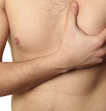 Мастит у мужчин: симптомы, причины появления и лечебные мероприятия