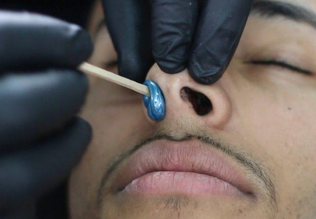 Как удалить волосы в носу: основные способы с инструкциями
