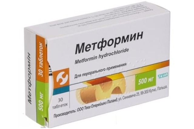 Метформин при поликистозе яичников: как принимать, инструкция, лечение