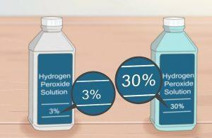 Перекись водорода от нежелательных волос - сногсшибательный результат